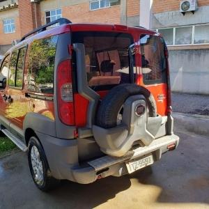 LOTE 001 - Fiat/Doblo Adventure 1.8 flex