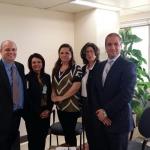 SINDILEI/RS reúne-se com a Corregedoria do Tribunal Regional Federal da 4ª região